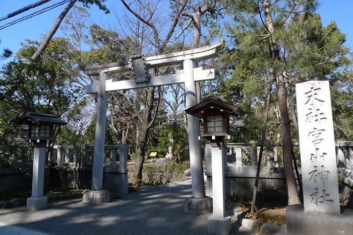 相模の国の神社  寒川神社 36