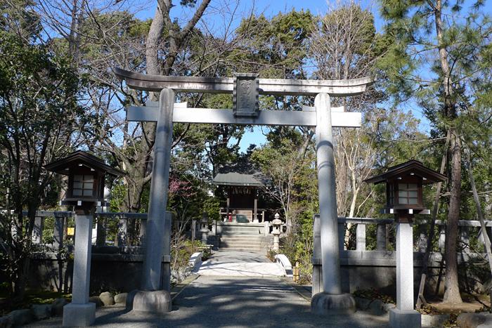 相模の国の神社  寒川神社  37