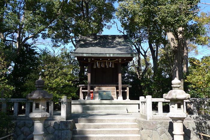 相模の国の神社  寒川神社  39