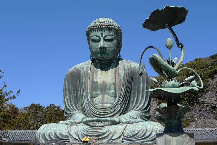 鎌倉  大仏  4