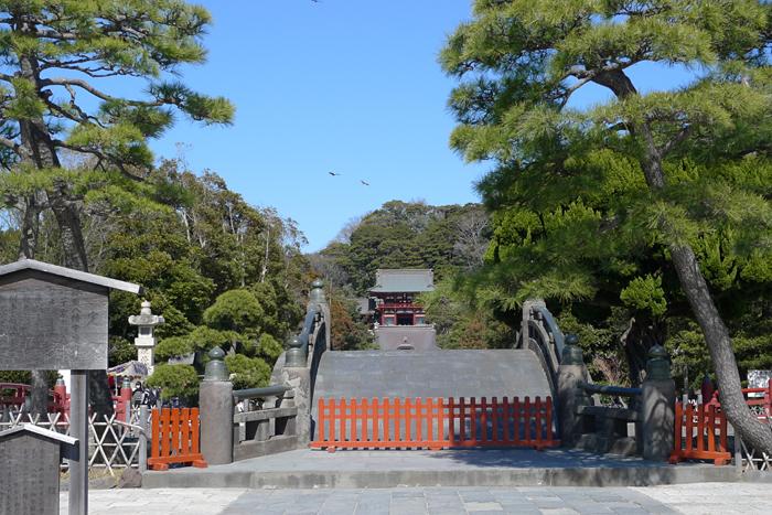 相模の国の神社 鶴岡八幡宮  3