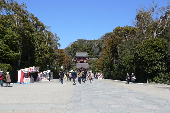 相模の国の神社 鶴岡八幡宮  8