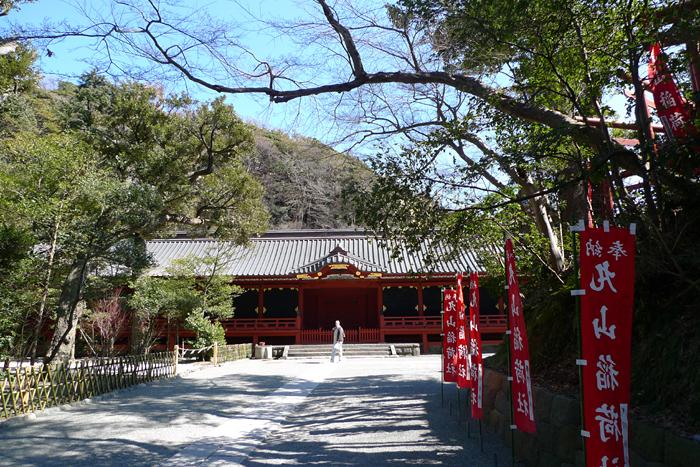 相模の国の神社 鶴岡八幡宮  10