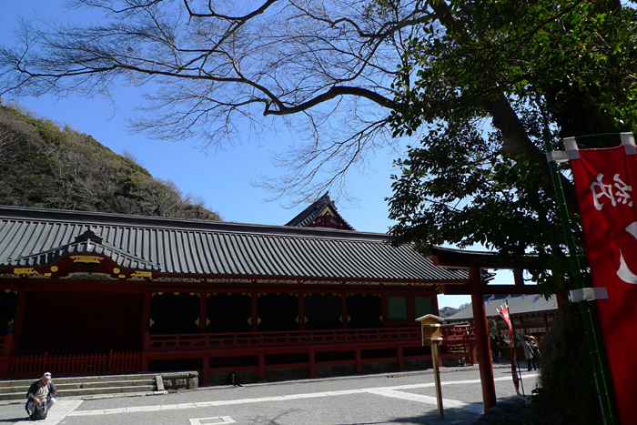 相模の国の神社 鶴岡八幡宮  11