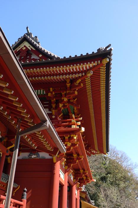 相模の国の神社 鶴岡八幡宮  12