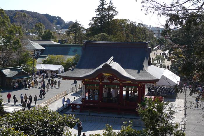 相模の国の神社 鶴岡八幡宮  23