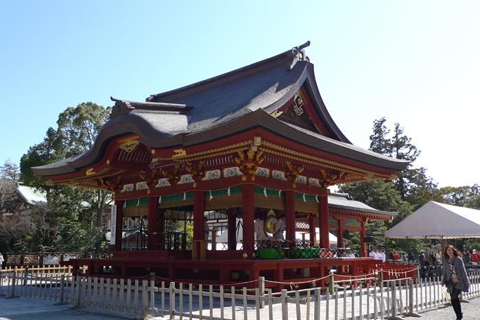 相模の国の神社 鶴岡八幡宮  24