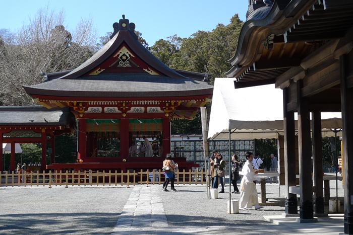 相模の国の神社 鶴岡八幡宮  22