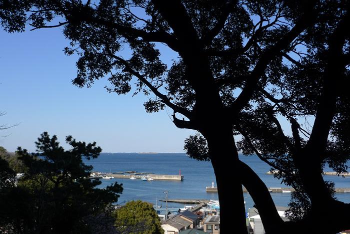 相模の国の神社  走水神社  12