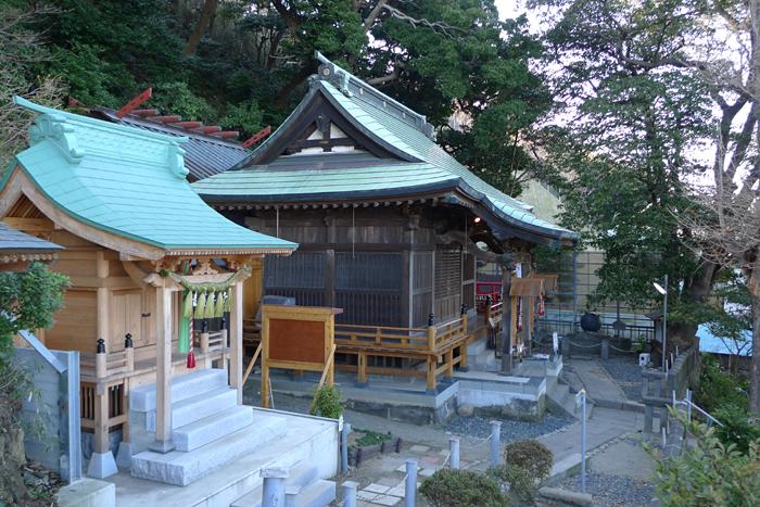 相模の国の神社  走水神社  7