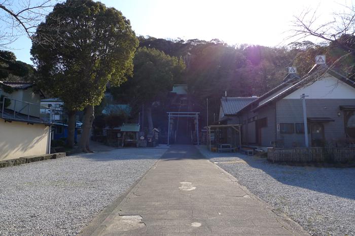 相模の国の神社  走水神社  2