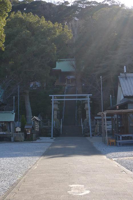 相模の国の神社  走水神社  3