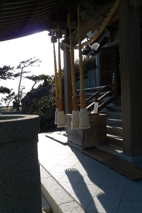 相模の国の神社  森戸大明神  5