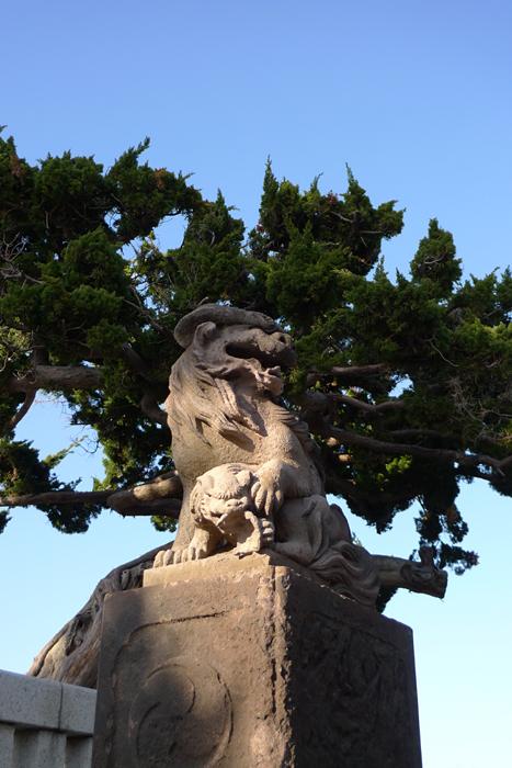相模の国の神社  森戸大明神 2