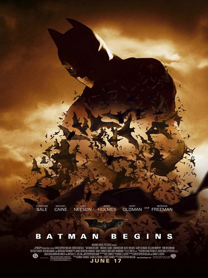 「バットマン ビギンズ」