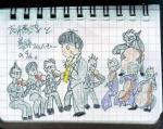 高橋淳と葛飾フィルハーモニーの9人