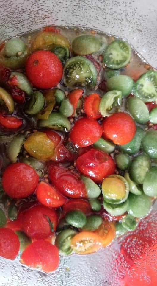 酵素トマト