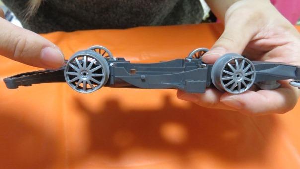 ジルボルフ MAシャーシ70