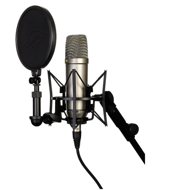Rode NT1A Anniversary Vocal Condenser Microphone Package2