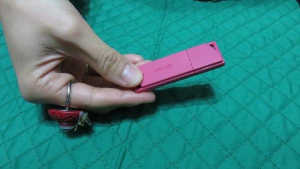 USBメモリー 用意するもの
