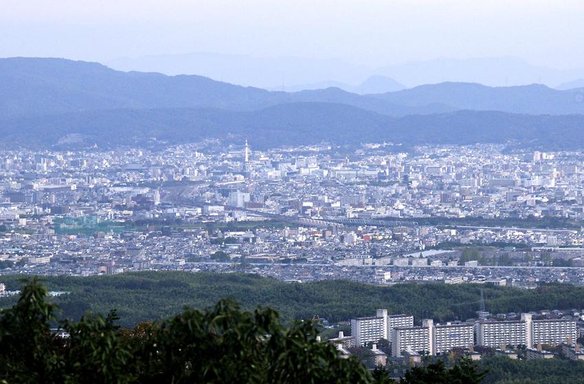京都市内遠望01