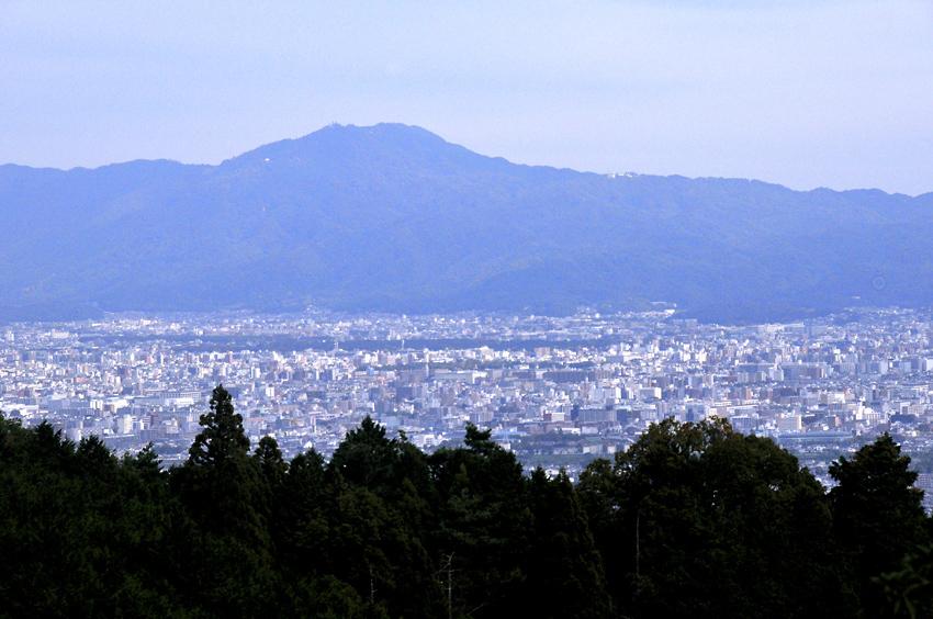 京都市内遠望02