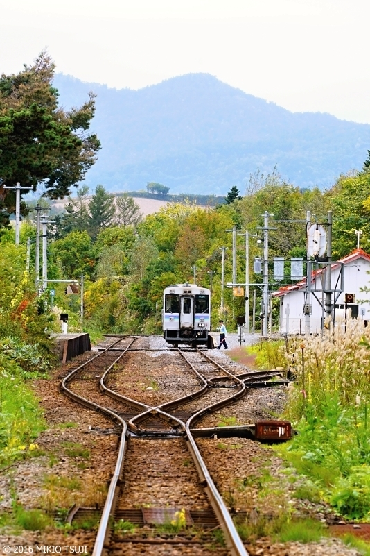 絶景探しの旅-0030 美馬牛駅(北海道 美瑛町)