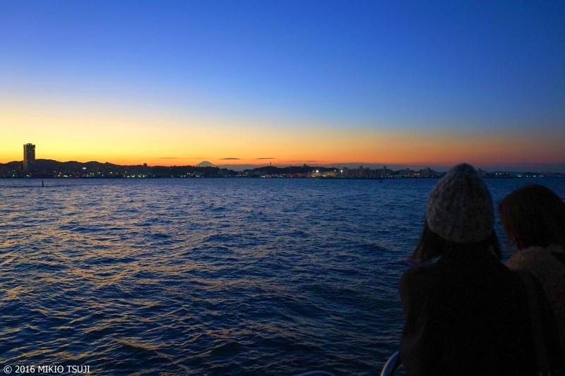 絶景探しの旅 - 0083 一日の終わり (横須賀 猿島)