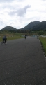 慣熟歩行で見た風景