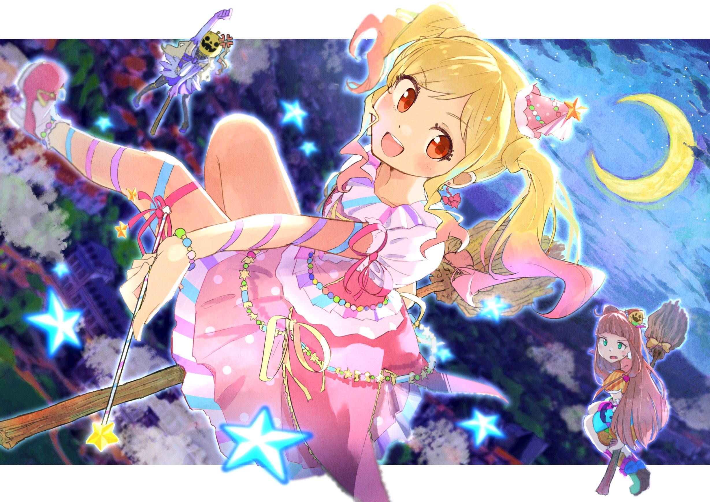 アイカツスターズ 虹野ゆめ Aikatsu Stars Nijino Yume 154