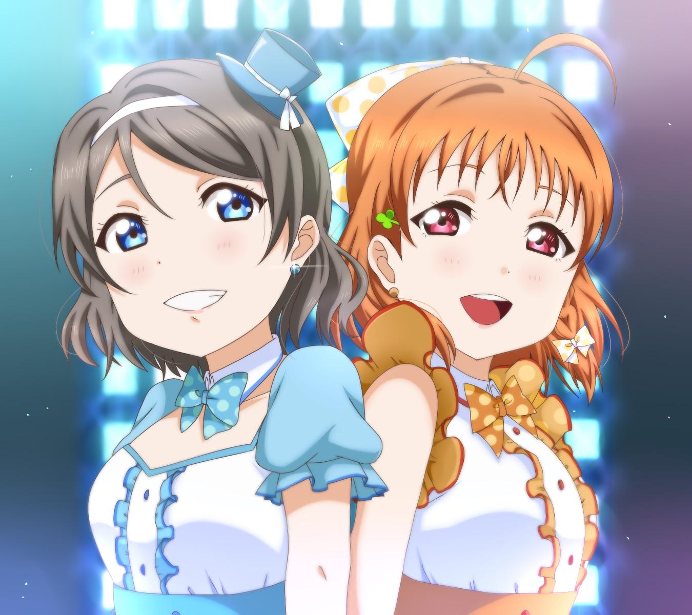 ラブライブ 高海千歌 渡辺曜 Lovelive Takami Chika Watanabe You