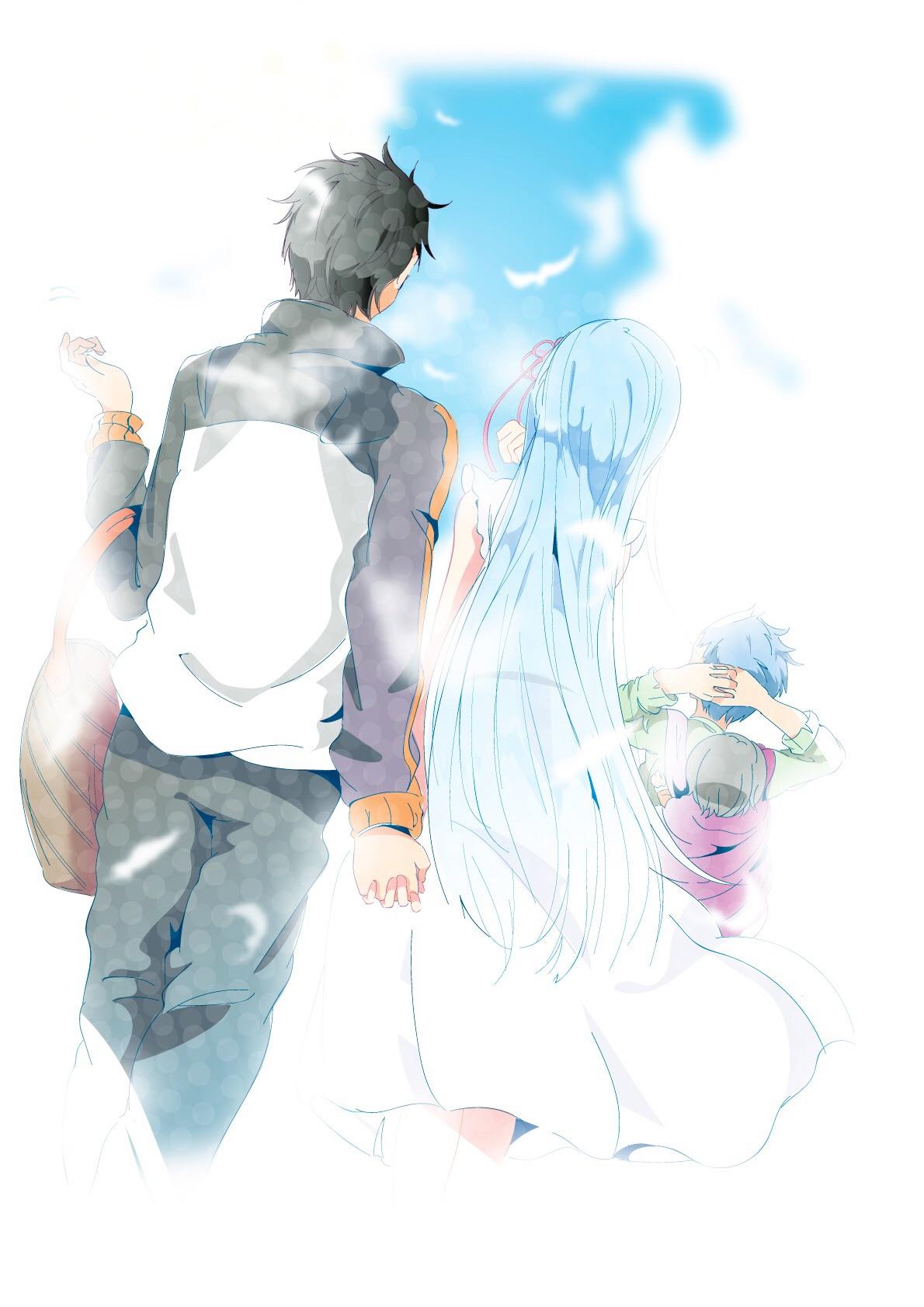 Re ゼロから始める異世界生活 ナツキ スバル レム Re Zero Natsuki