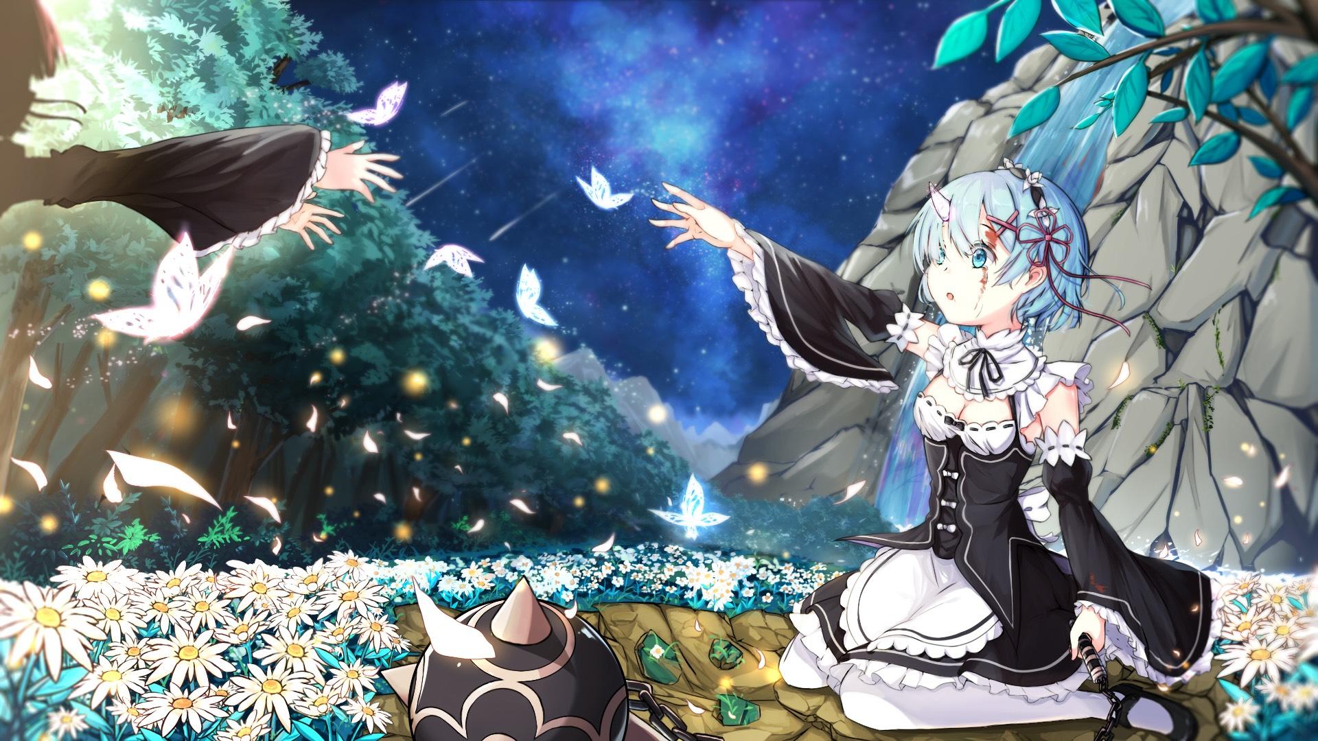 Re ゼロから始める異世界生活 レム Re Zero Rem 642 厳選アニメ