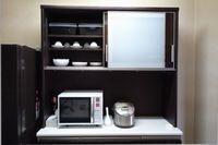 食器棚 人生後半シンプルライフ (2)