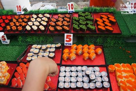 sushi in market1