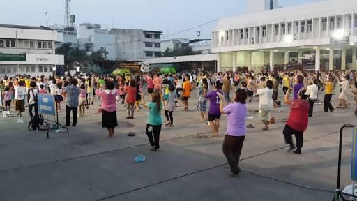 aerobic dance (2)
