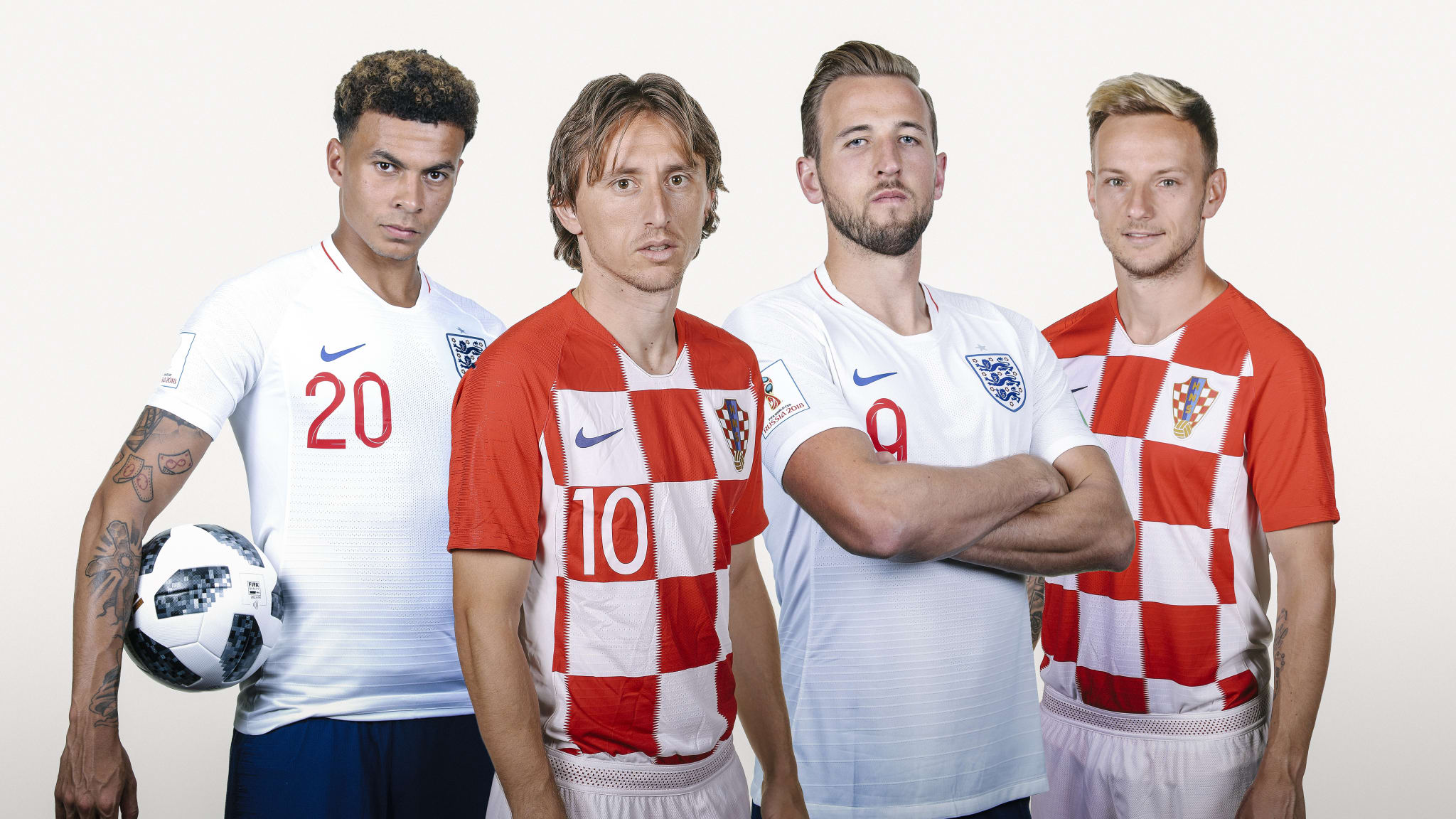 クロアチア対イングランド2