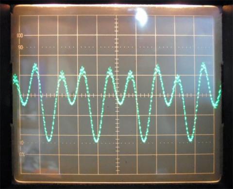 DTMF波形