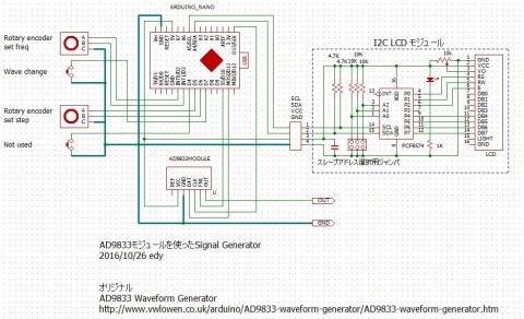 AD9833DDS_ schematic