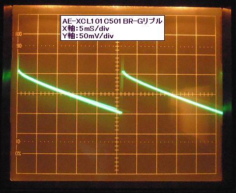 AE-XCL101C501BR-Gリプル