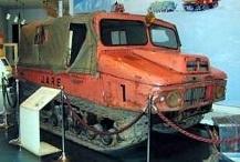 小松KC20-3型雪上車「ぎんれい」