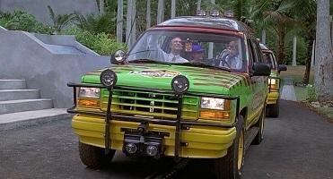 1993 Ford Explorer XLT in