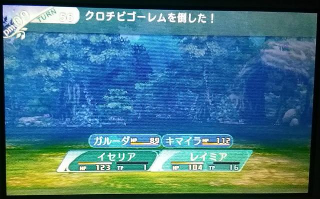 s_世界樹の迷宮5_ゴーレム討伐