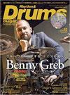 Rhythm & Drums Magazine 2016年12月号