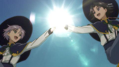 【魔法つかいプリキュア!】第45話「想いは時を超えて…!友情のかたち!」
