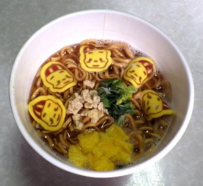 10/10発売 ベビースターラーメン チキン味 BIG(できあがり)