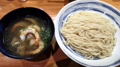 坊也哲 サイマキ塩つけ麺