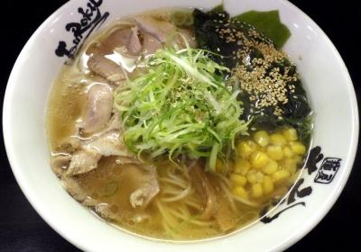 麺屋 丈六 わかめラーメン リスペクト