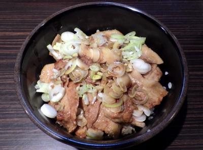 Porco e Frango ポルコ丼