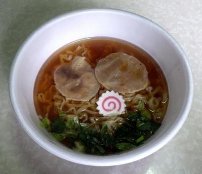 6/13発売 麺ニッポン 喜多方ラーメン(できあがり)